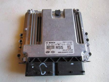 Блок управления двигателем (б/у 39115-2FGG5)